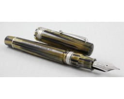 Armando Simoni Club Bologna Extra Africa Magic Flex Nib Fountain Pen
