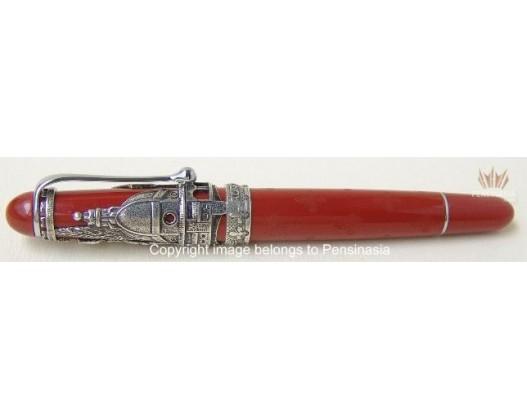 Aurora Special Edition Firenze Sterling Silver Roller Ball Pen