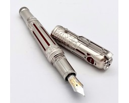 Montblanc MB.125497 Writers Series Edition Limited Edition 1831 Homage to Victor Hugo Fountain Pen