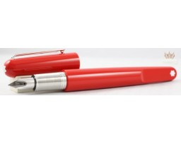 Montblanc MB.117600 Special Edition M Red Fountain Pen
