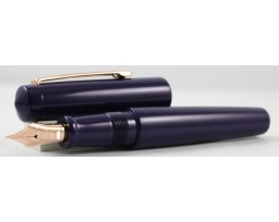 Nakaya Piccolo Writer Purple (Shobu) Fountain Pen