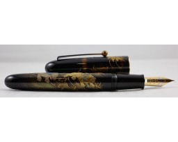 Namiki Yukari Royale Lioness and Cubs Fountain Pen