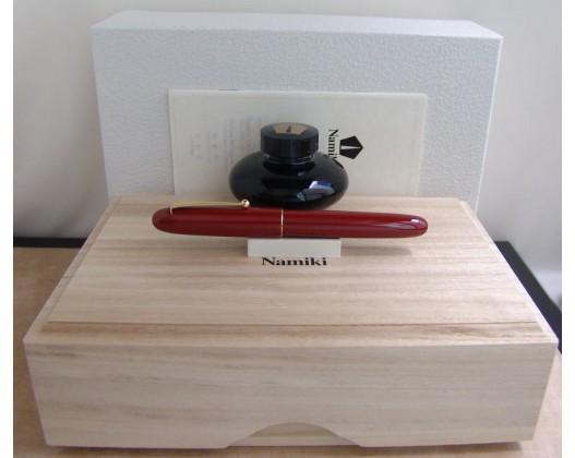 Namiki Yukari Royale Urushi Red Fountain Pen