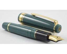 Sailor Pro Gear Slim Sapporo Mini Slate Green Fountain Pen