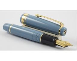 Sailor Pro Gear Slim Sapporo Mini Stellar Blue Fountain Pen