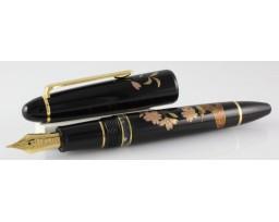 Sailor Limited Edition 1911 Realo Hana Maki-e Sakura Fountain Pen