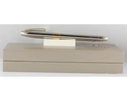 Sheaffer Legacy 863 Polished Palladium Gold Trim Fountain Pen