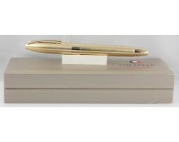 Sheaffer Legacy 860 Brushed Gold Plated Fountain Pen