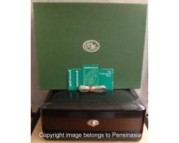 Underwood UN 215 Carbon Fibre Cigar Case