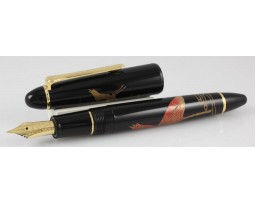 Sailor Limited Edition Endangered Species Maki-e Roseate Spoonbill Fountain Pen