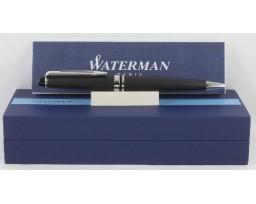 Waterman Expert III Matt Black Chrome Trim Ball Pen