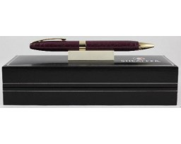 Sheaffer Legacy Heritage Look of Leather Burgundy GT Ball Pen