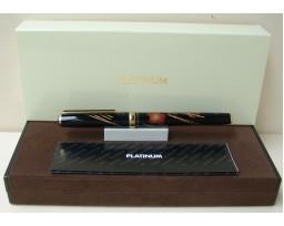 Platinum Slim Maki-e Flowers Fountain Pen