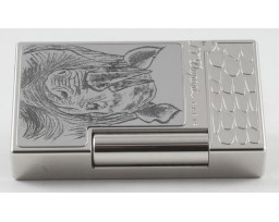 S.T. Dupont Special Edition Big Five Kifaru(Rhino) L2 Lighter