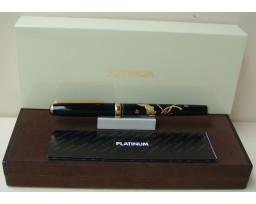 Platinum Slim Maki-e Pheonix Fountain Pen