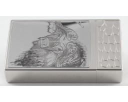 S.T. Dupont Special Edition Big Five Mbogo(Buffalo) Jet Flame Lighter