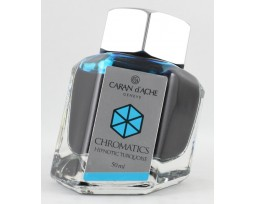 Caran d'Ache Chromatics Hyprotic Turquoise Ink