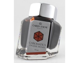 Caran d'Ache Chromatics Organic Brown Ink
