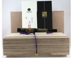 Namiki Emperor Chinkin Peony Fountain Pen