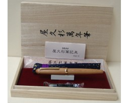 Platinum 3776 Japanese Yakusugi Cedar Fountain Pen