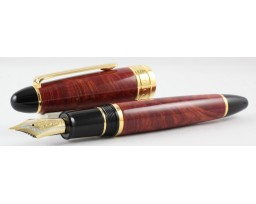 Sailor King of Pens Red Brier Wood Fountain Pen