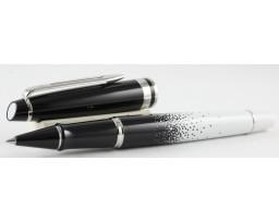 Waterman Expert Ombres Et Lumieres Chrome Trim Roller Ball Pen