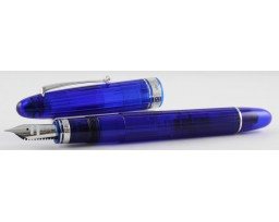 Omas Limited Edition Ogiva Cocktail Blue Angel Fountain Pen