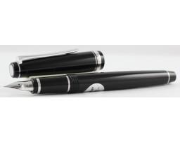 Pilot Falcon Black Resin Fountain Pen