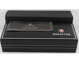Sheaffer Legacy Heritage 9040 Look of Leather Formal Black Fountain Pen