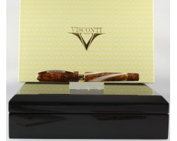 Visconti Limited Edition Gold Point Fountain Pen