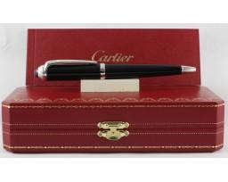 Cartier ST240000 Roadster de Cartier Black Palladium Finish Ball Point Pen