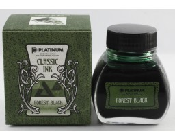 Platinum Classic Ink Forest Black