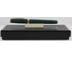 Sheaffer Prelude 349 Matte Green GT Fountain Pen