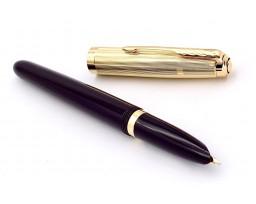 Parker 51 Premium Plum Gold Trim Fountain Pen (18K Nib)