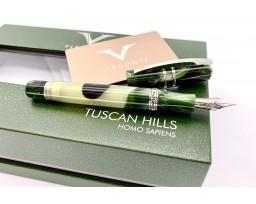 Visconti Limited Edition Homo Sapiens Demonstrator Tuscan Hills Fountain Pen