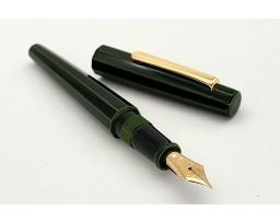 Nakaya Decapod Writer Midori-Tamenuri (ST) Fountain Pen