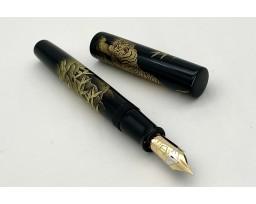 Namiki Emperor Chinkin Tiger Fountain Pen