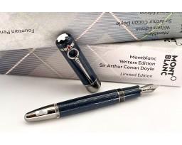 Montblanc Limited Edition Writer Edition Sir Arthur Conan Doyle Fountain Pen