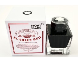 Montblanc MB128079 Writers Edition Sir Arthur Conan Doyle Red Ink Bottle 50 ml