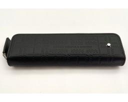 Montblanc MB.128636 Meisterstuck Sir Arthur Conan Doyle Black 1 Pen Pouch