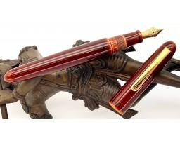 Nakaya Portable Writer Toki-Tamenuri Fountain Pen